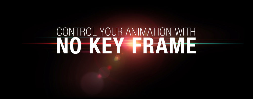No keyframe is used to animate the objects. So to control your animation you do not need to control every single keyframe of an animation. Your input is when to start and stop the intro and outro of your animation. Also, Speed Curve gives you a simple and easy way of ease in/out your animation.