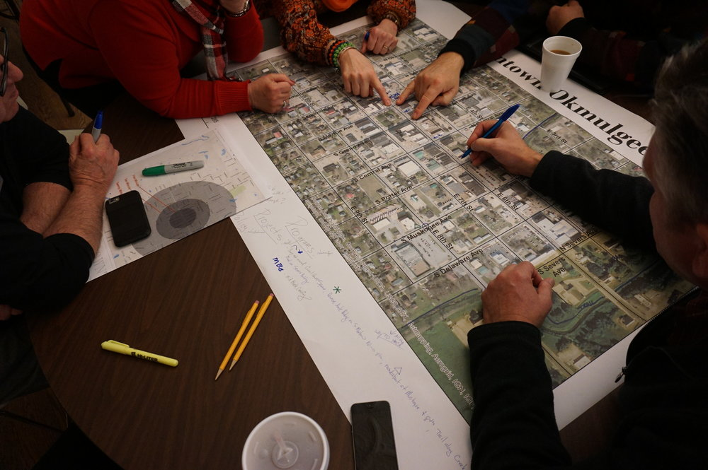 community-design-charrette-downtown-planning
