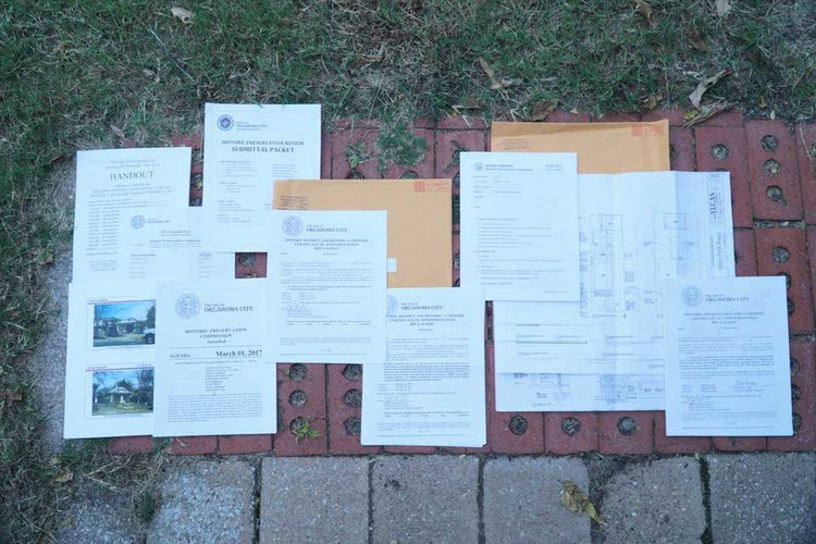 Simple HP Review, Survival & Certificate of Appropriateness — Lucas ...