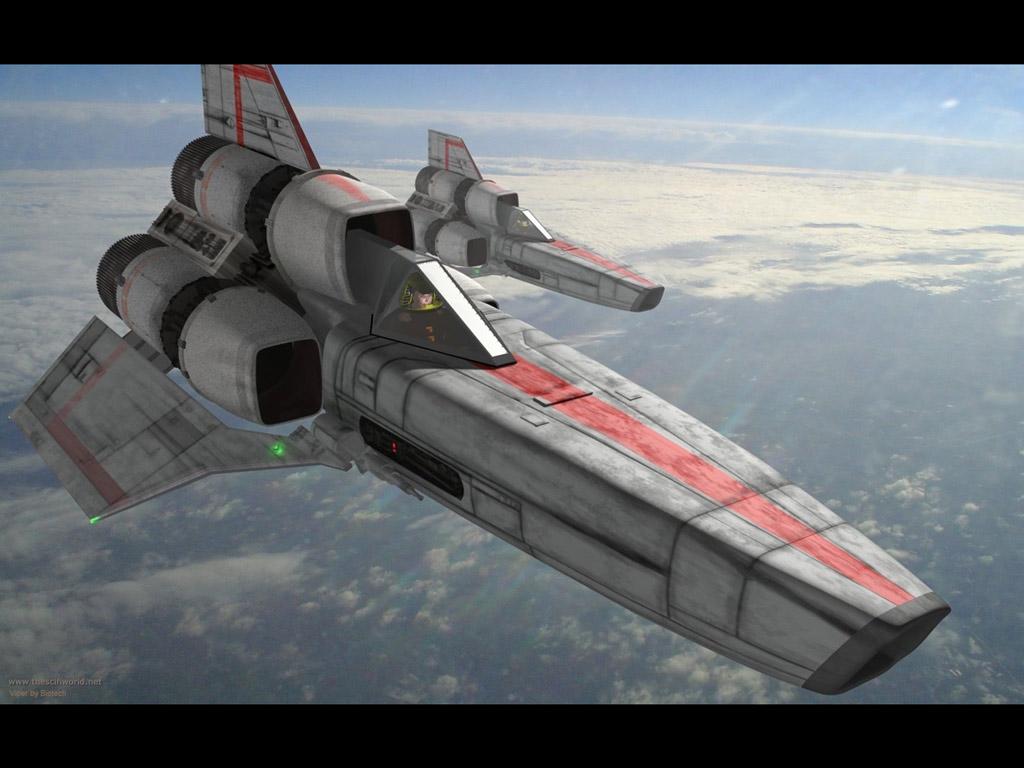 Viper Mk I Starships Of The Universe