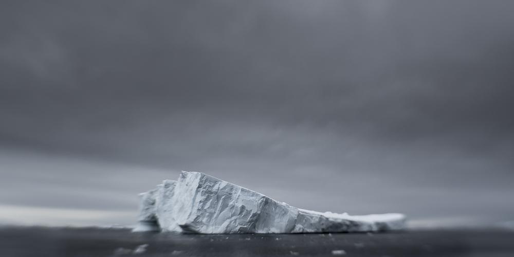 Dreamy Iceberg
