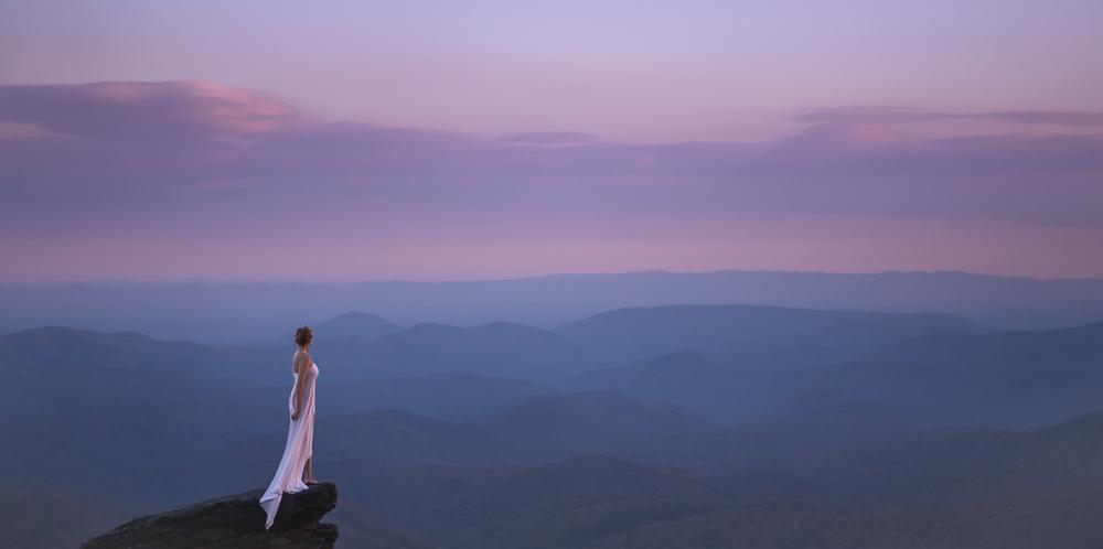 Goddess at Rough Ridge
