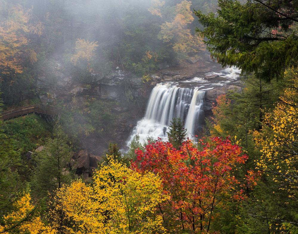 39 Blackwater Falls State Park, WV
