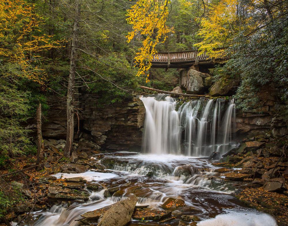 40 Blackwater Falls State Park, WV