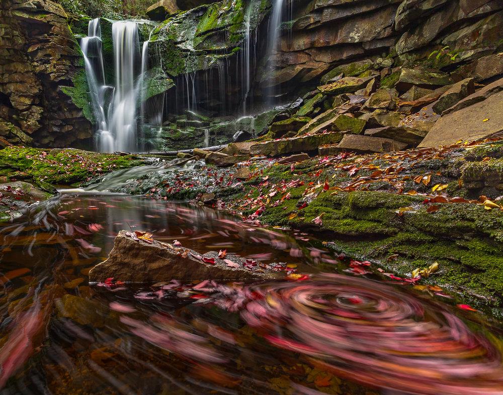 47 Blackwater Falls State Park, WV
