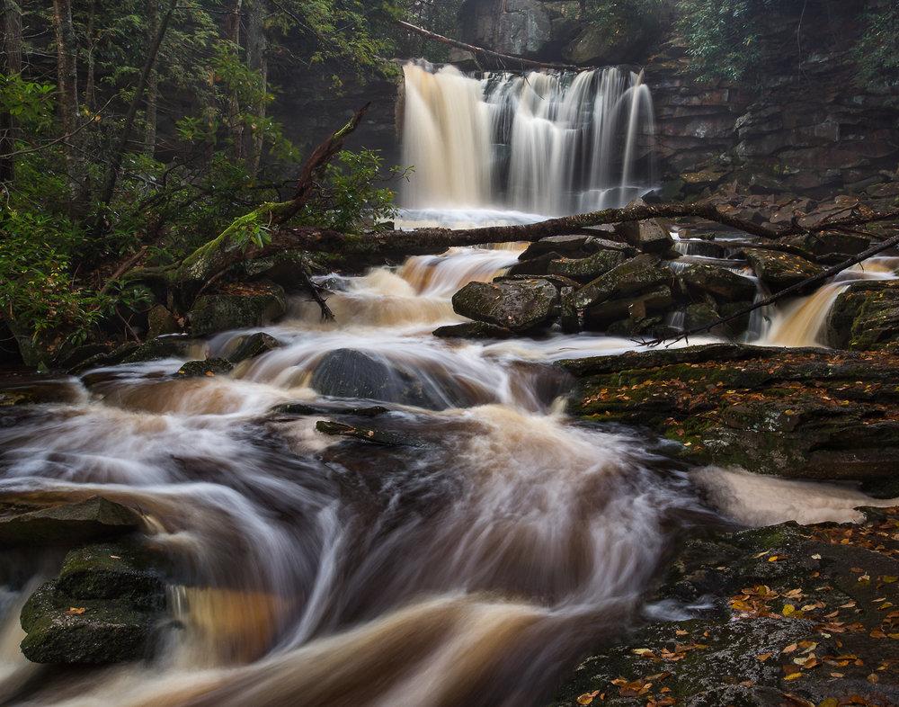 50 Blackwater Falls State Park, WV