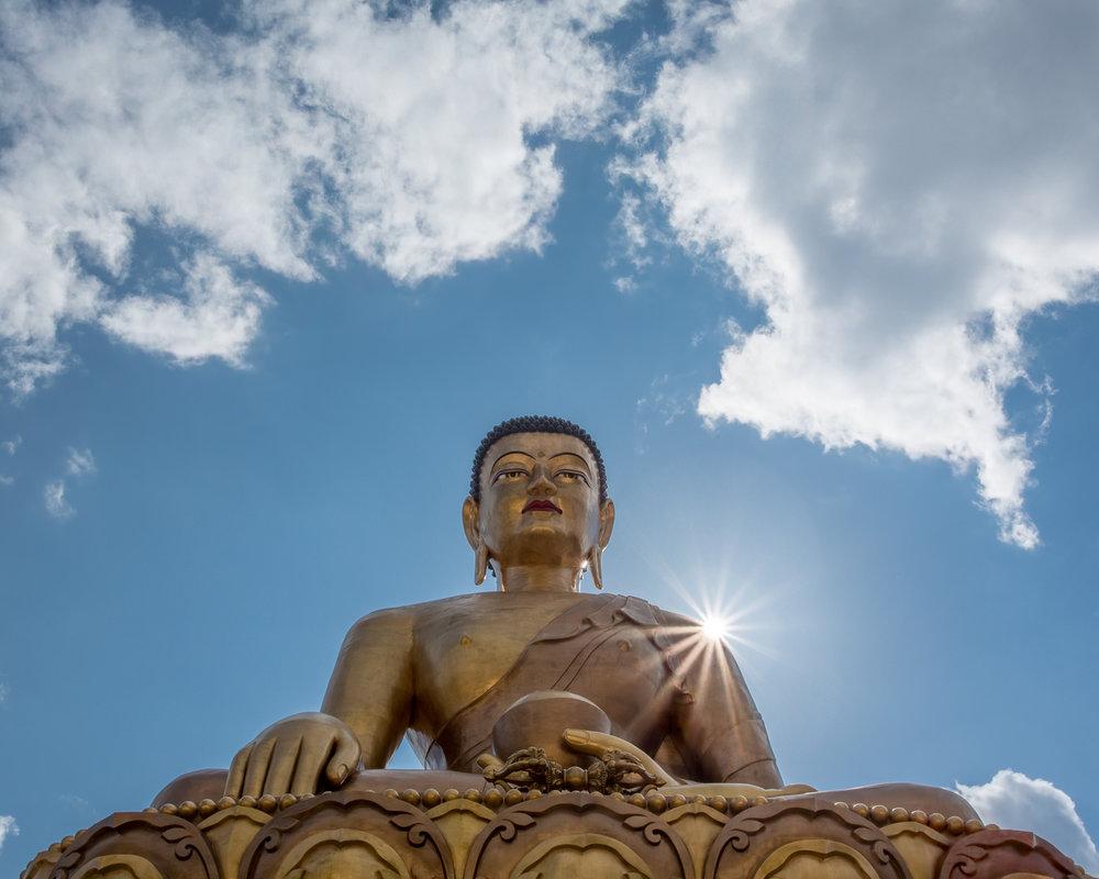 71 Buddha Dordenma, Thimpu, Bhutan