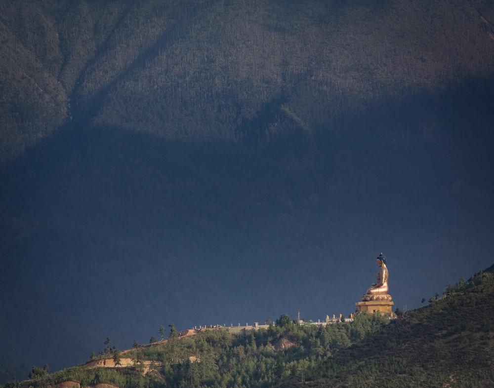 72 Buddha Dordenma, Thimpu, Bhutan