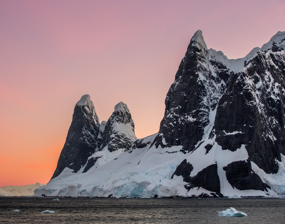 101 Lemaire Channel, Antarctica