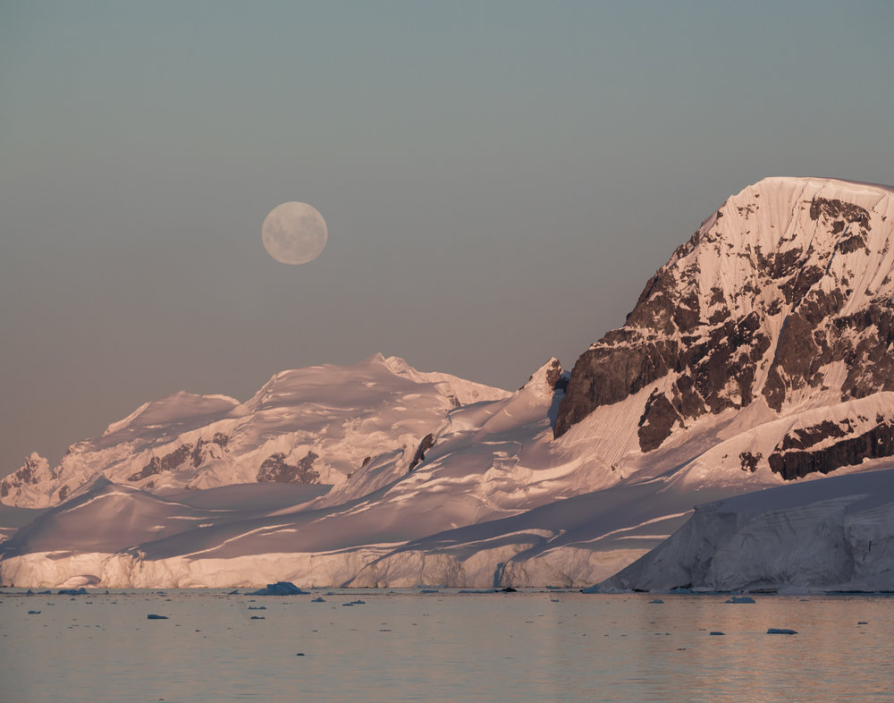 100 Lemaire Channel, Antarctica