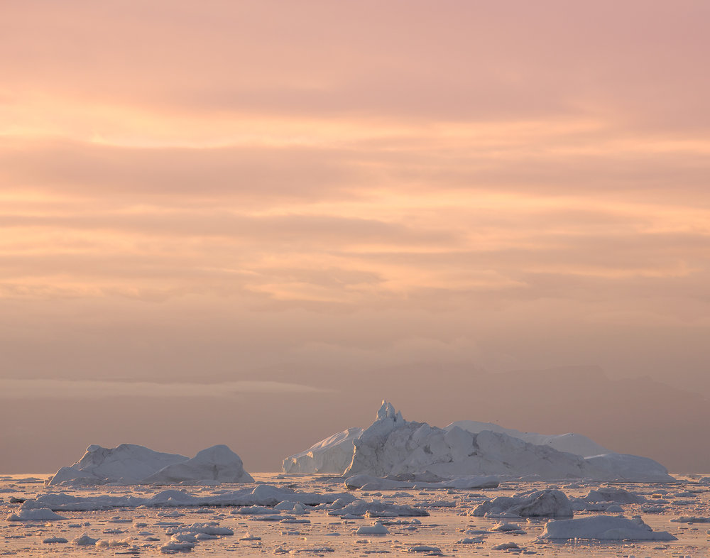 3 Ilulissat Icefjord, Greenland
