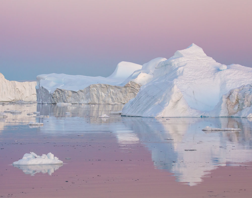 1 Ilulissat Icefjord, Greenland
