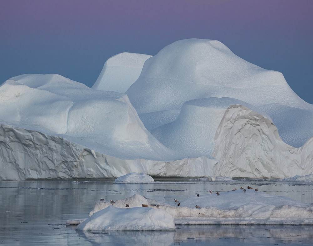 5 Ilulissat Icefjord, Greenland
