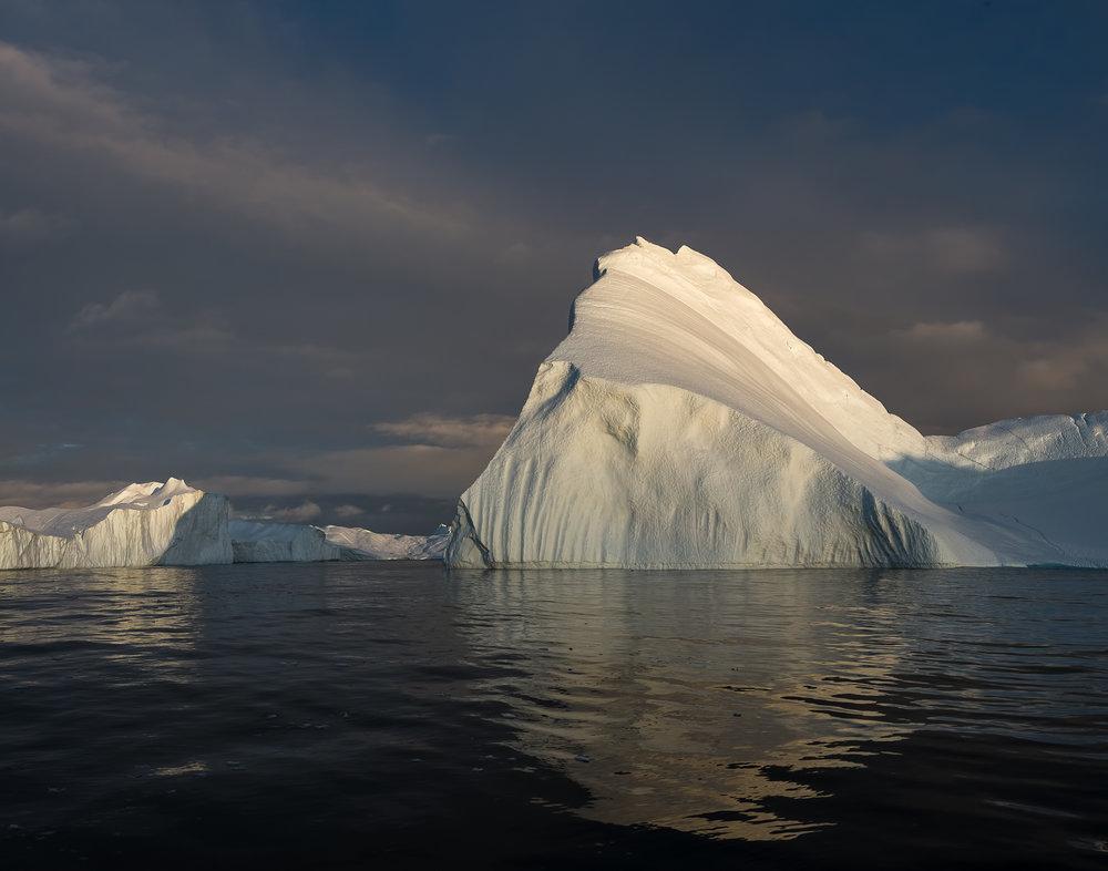 9 Ilulissat Icefjord, Greenland