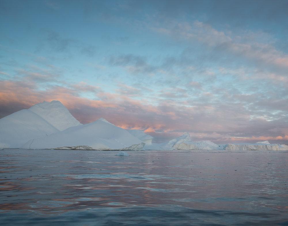 10 Ilulissat Icefjord, Greenland