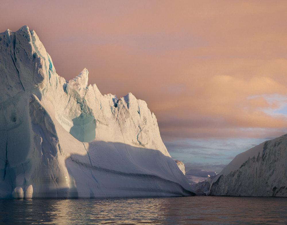 11 Ilulissat Icefjord, Greenland