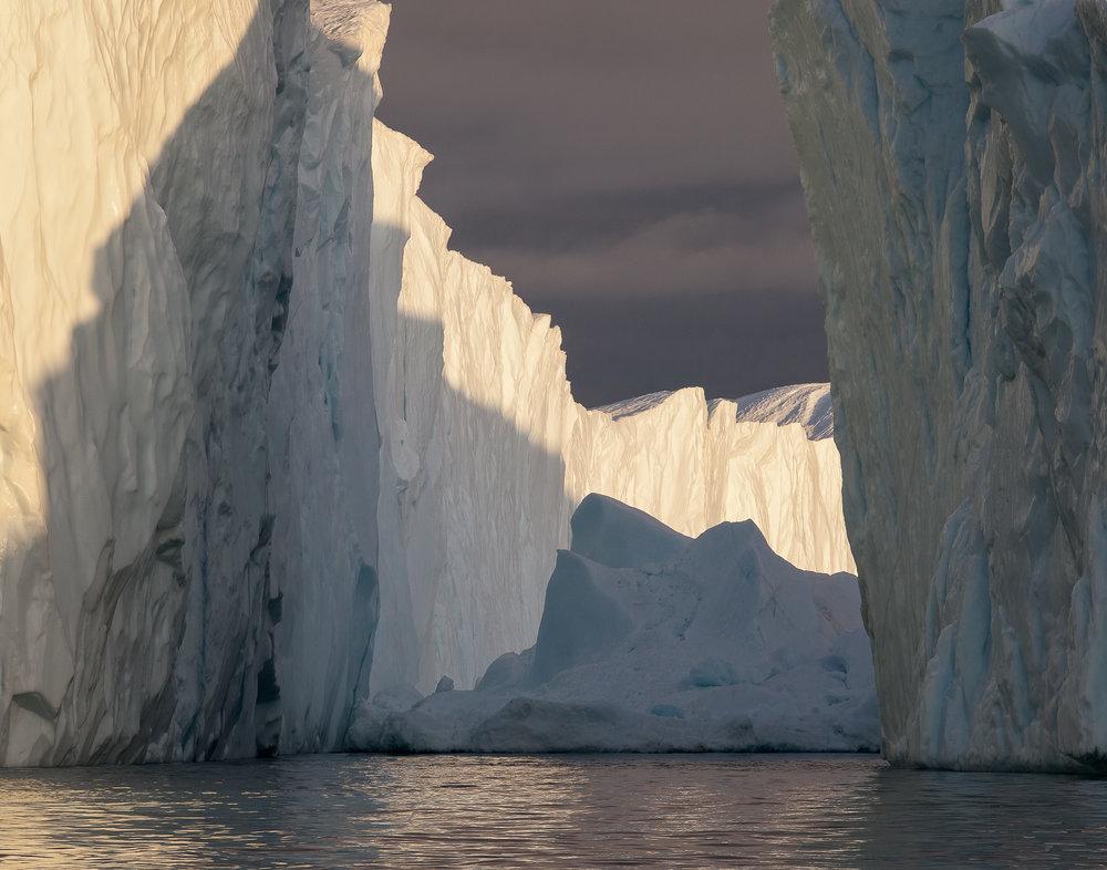 12 Ilulissat Icefjord, Greenland