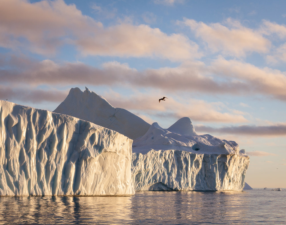 13 Ilulissat Icefjord, Greenland