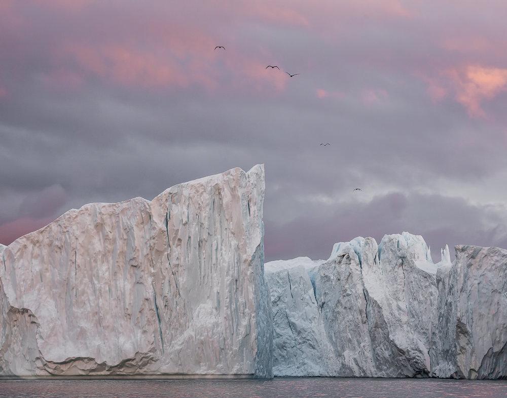 16 Ilulissat Icefjord, Greenland