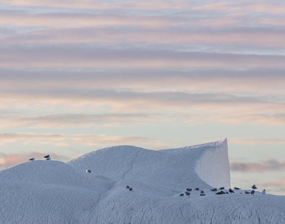 18 Ilulissat Icefjord, Greenland