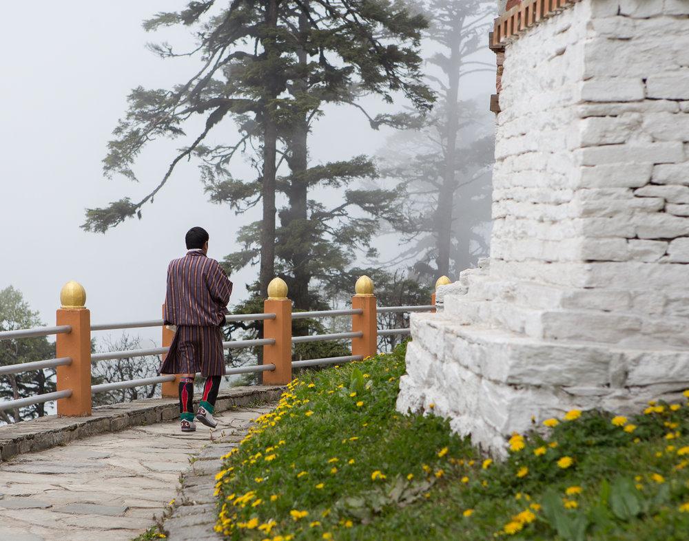 91 Dochu La Pass, Bhutan