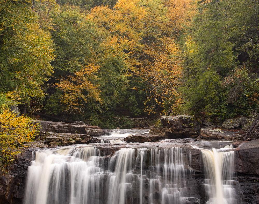 56 Blackwater Falls, Blackwater Falls State Park, WV