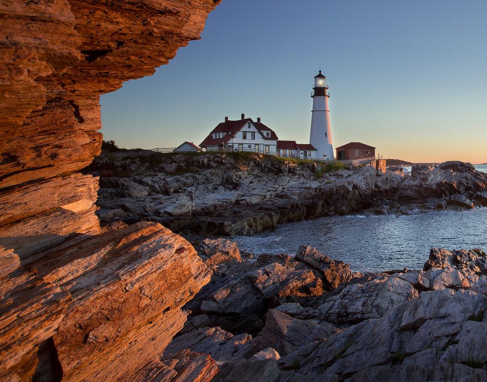69 Portland Head Light, Cape Elizabeth, ME