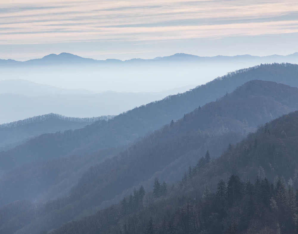 64 Great Smoky Mountains National Park, TN