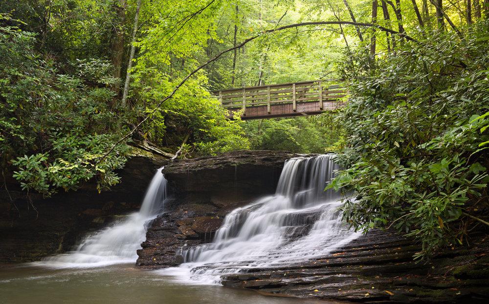 Little Stony Creek National Recreation Trail