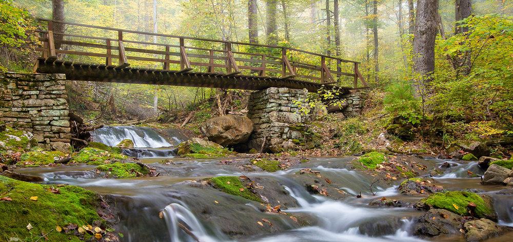 Roaring Run, Jefferson National Forest