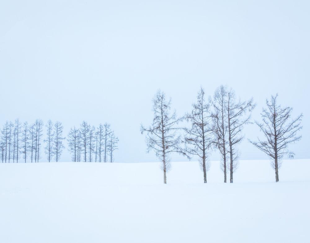 6. Hokkaido, Japan
