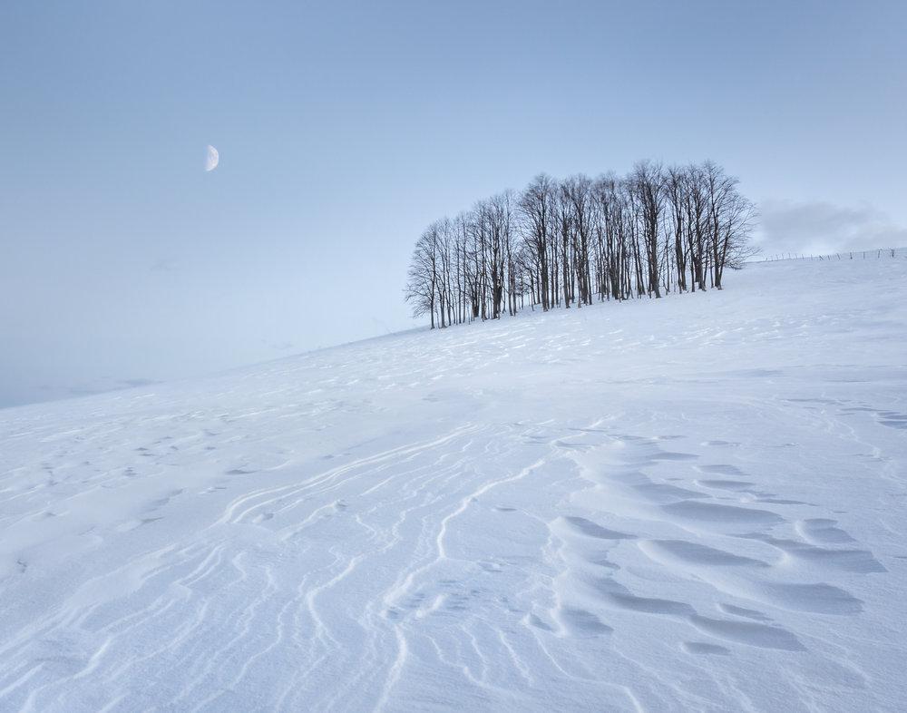 2. Hokkaido, Japan