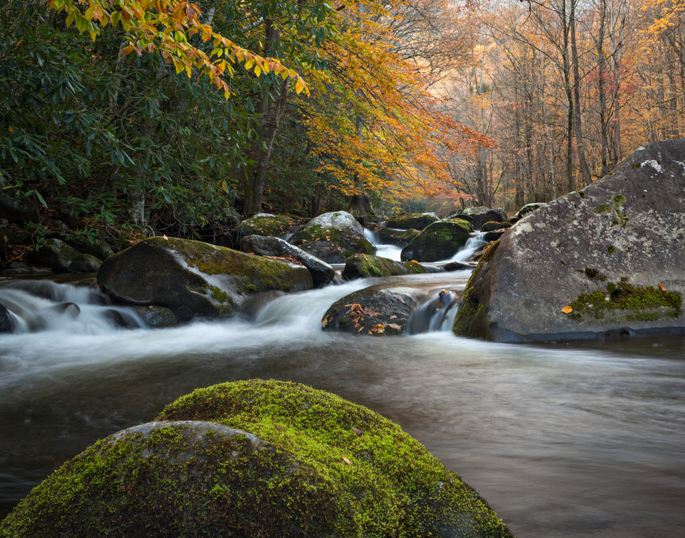 42. Tremont, Great Smoky Mountains National Park, Tennessee