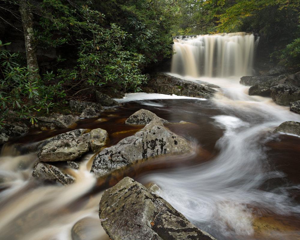 27. Big Run, Monongahela National Forest, West Virginia