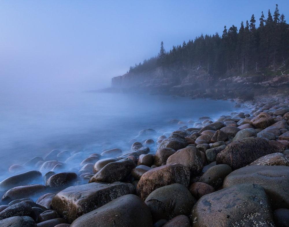 38. Boulders Beach, Acadia National Park, Maine
