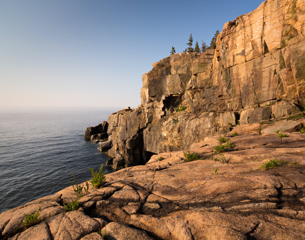37. Otter Cliffs, Acadia National Park, Maine