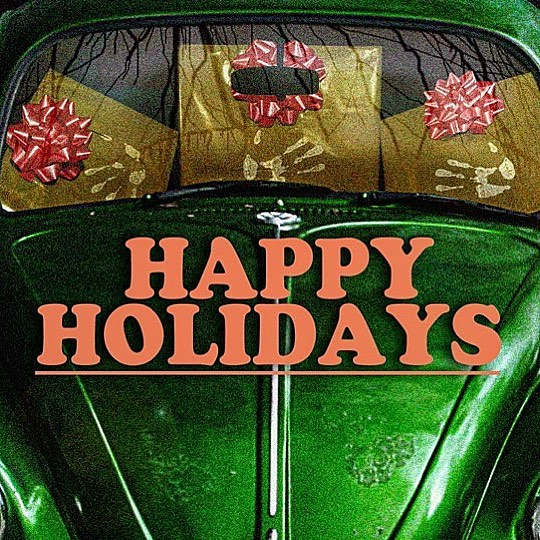 #happyholidays from HOT SAUCE HOLIDAY! #loveyou #christmaseve #christmas #peaceonearth