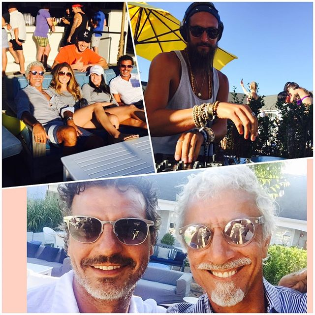 Thanks for an amazing summer @capri_southampton @djadamlipson @beautiquedining had the best time with all of you.