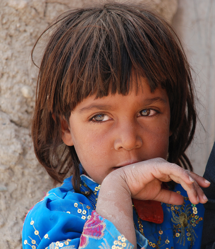 Girl, Afghanistan by AfghanistanMatters