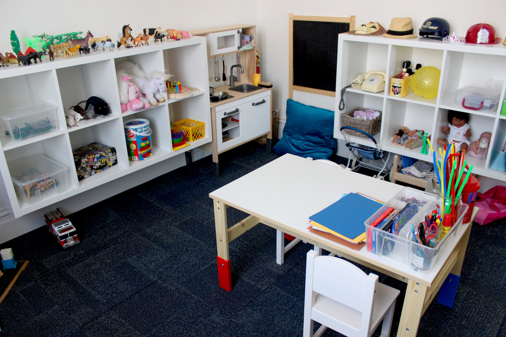 Children's Therapy Room
