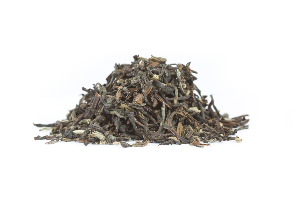 Tea leaves - Gaia Bari Darjeeling