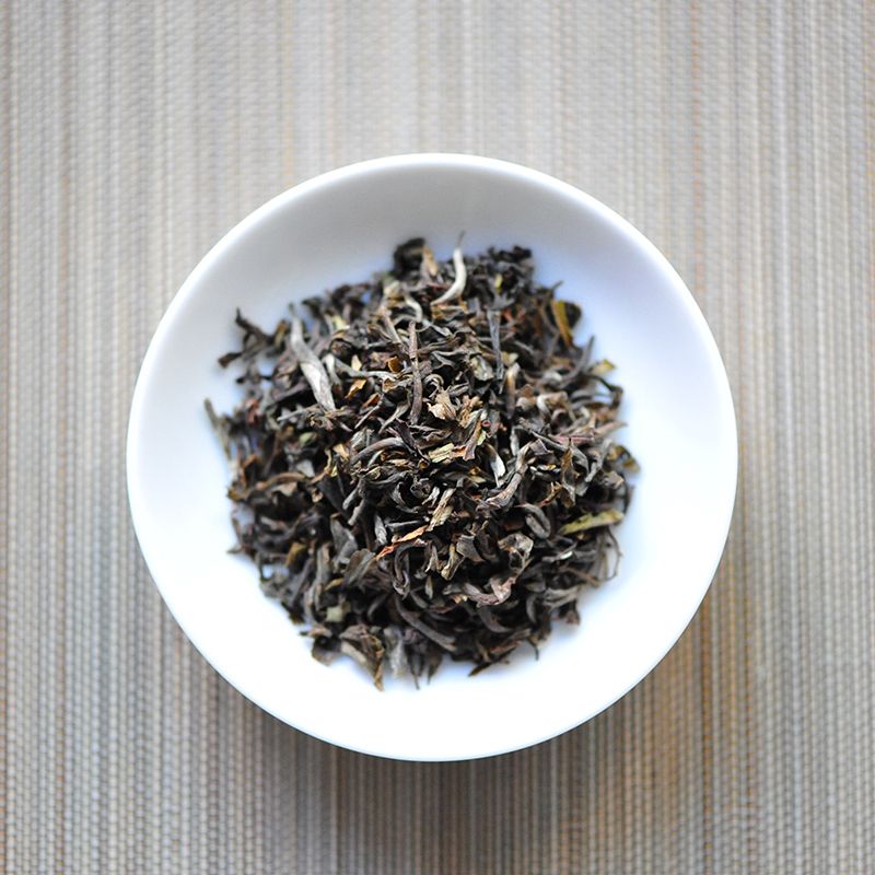 Tea leaves of Himalayan Secret
