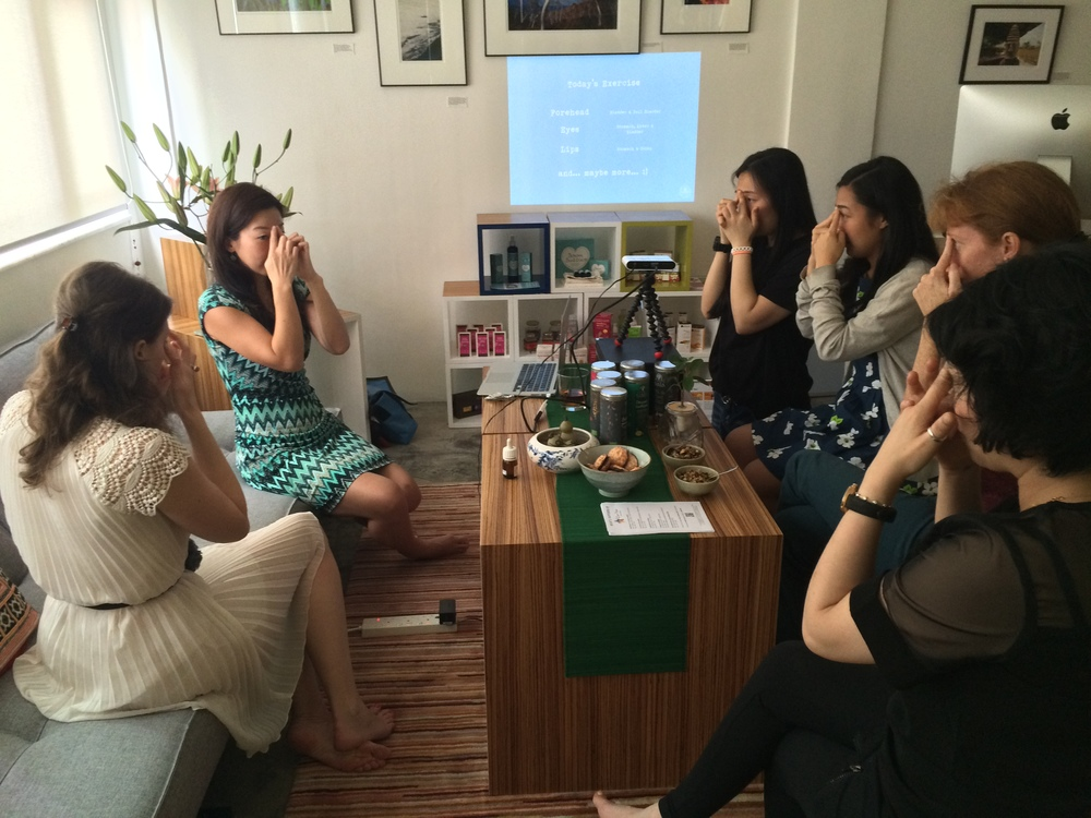 Face & Soul Japanese Cosmo Facial Sorensensistem™ Presentation by Mari Yoga
