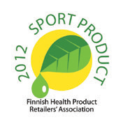2012 Sport Product - Finnish Health Product Retailer Association