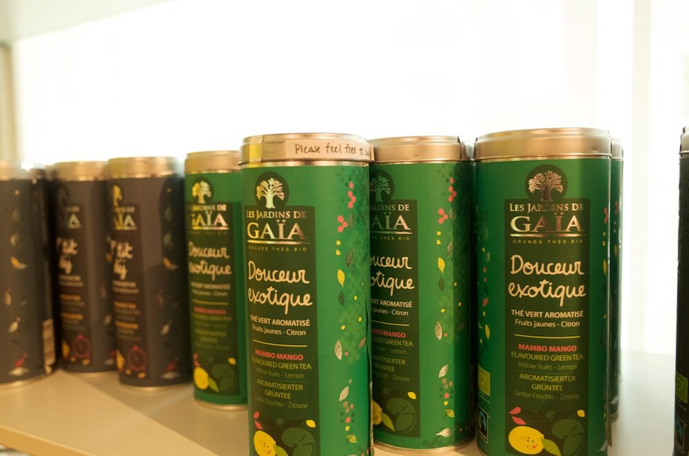 Premium Organic Tea in Tins - HKD100 each | Buy 2 Get 1 Free