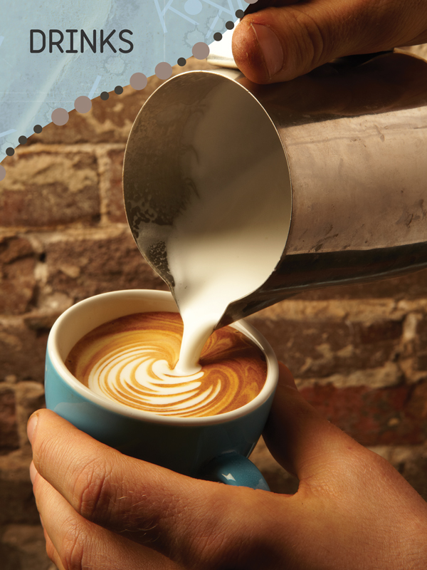 Kurtosh Latte