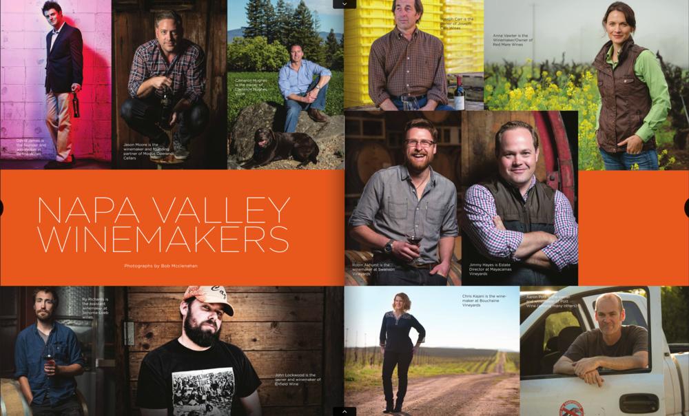 may june napa valley life winemakers bob mcclenahan
