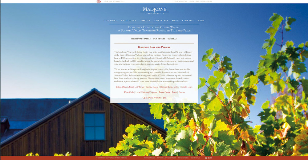 bob mcclenahan commercial wine photographer napa madrone