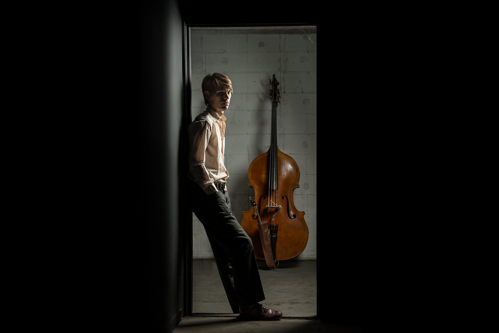 Paul Kowert of the Punch Brothers