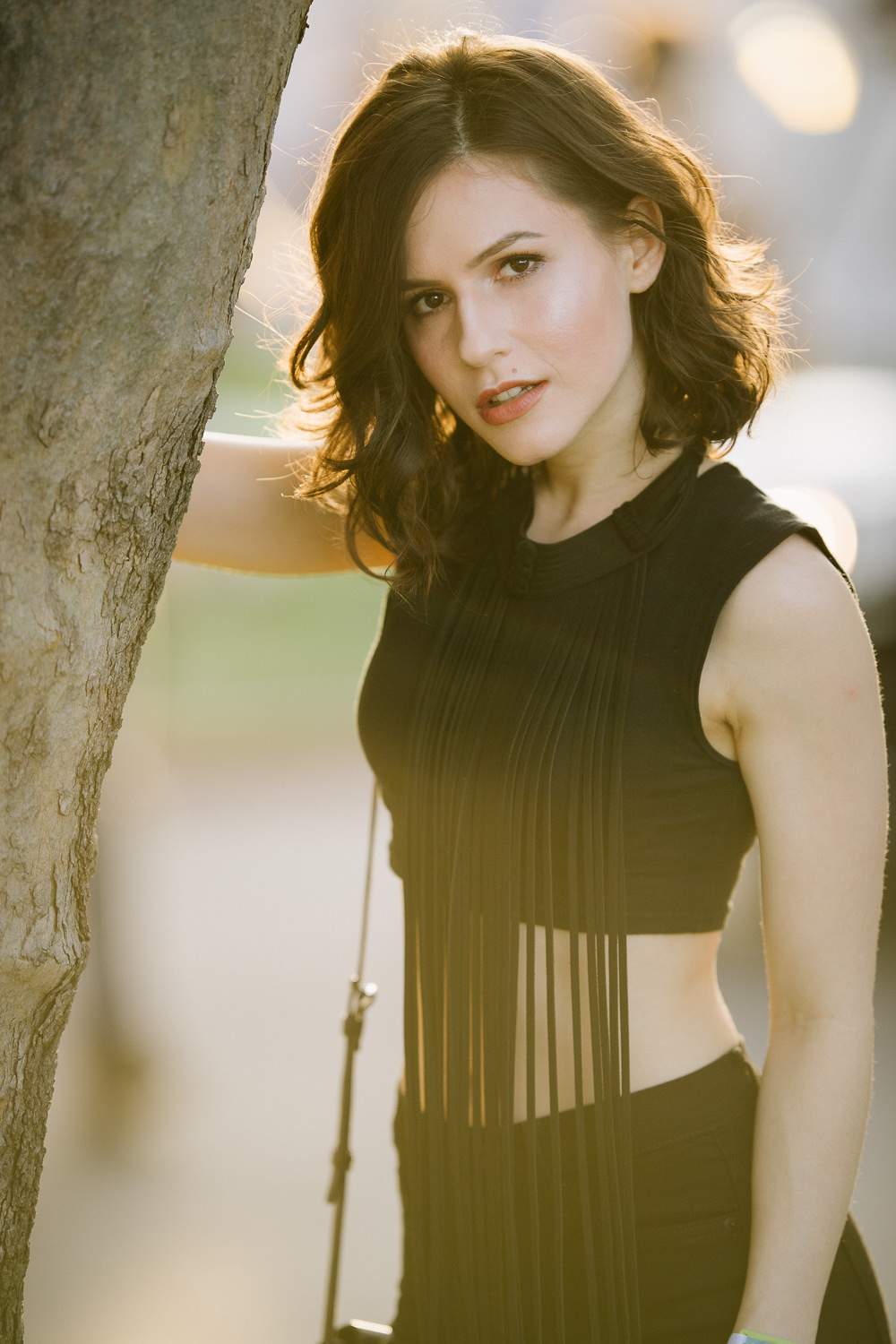 Erin Sanders at BottleRock